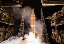 NASA's Parker Solar Probe has been successfully launched aboard a three-stage Delta IV Heavy rocket.