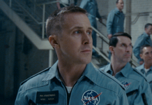 A new trailer for the Neil Armstrong biopic First Man had been released.