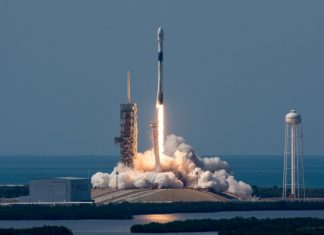 SpaceX has successfully launched their first flight-proven Falcon 9 deploying the Merah Putih satellite for Telkom Indonesia.