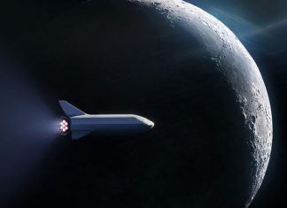 SpaceX tease the announcment of the first private passenger of the BFR launch vehicle.