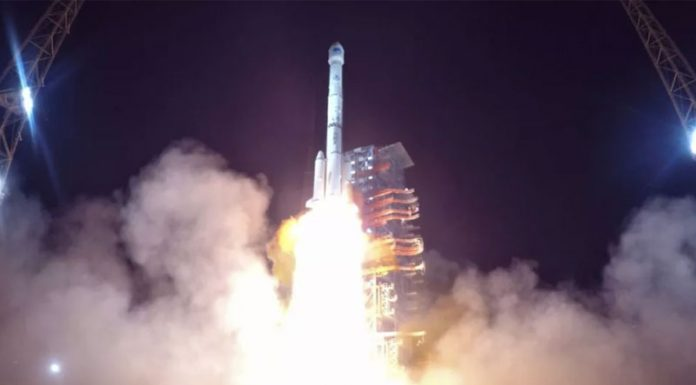 China launch 25th orbital mission of 2018 deploying a pair of Beidou navigation satellites.