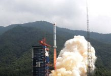 China launch 24th orbital mission of 2018 deploying the Haiyang-1C satellite aboard a Long March 2C.
