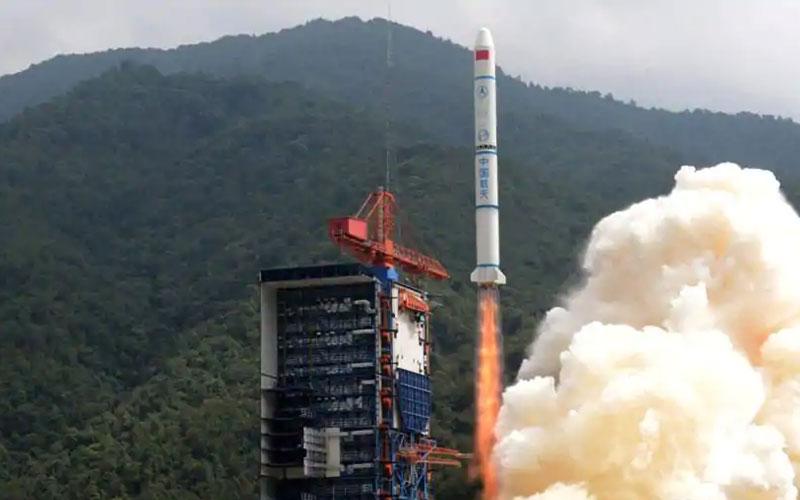 Calt Long March 2C rocket page.