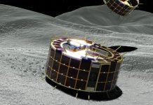 Hayabusa2 rovers return amazing images from the surface of Ryugu.