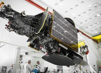 The Telestar 18 Vantage communications satellite has been successfully deployed into a geostationary transfer orbit aboard a SpaceX Falcon 9 rocket.