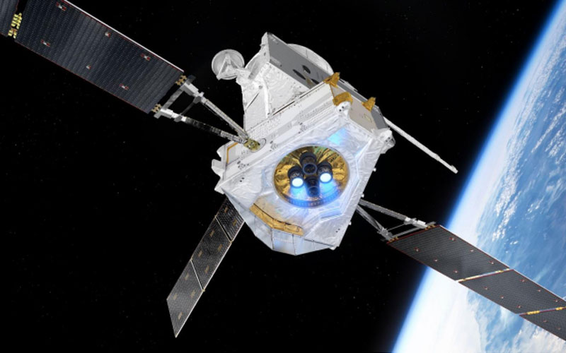 Arianespace launch BepiColombo spacecraft aboard Ariane 5 rocket.
