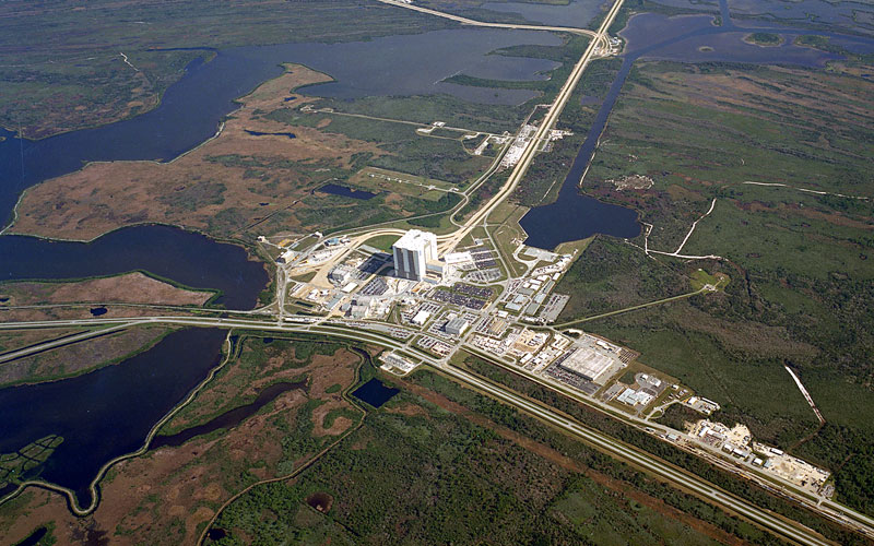 Cape Canaveral Air Force Station is run by the US Space Command and is used to launch a number of commercial launch vehicles.