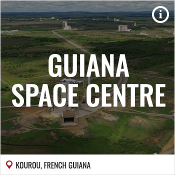 Launch Sites | Europe | South America | ESA | Guiana Space Centre