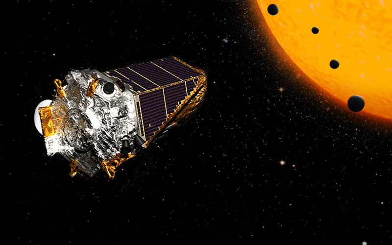 NASA's Kepler Telescope has run out of fuel ending over 9 years of observations.