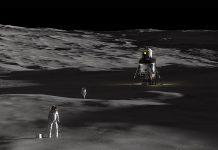 Lockheed Martin reveal plans to build 62-ton lunar lander.