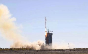China launch their 27th orbital mission of 2018 deploying two Yaogan reconnaissance satellites aboard a Long March 2C.