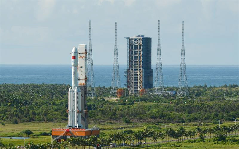 Chinese officials have announced that the Long March 5 rocket would return to service in January 2019.