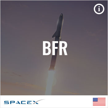Rocket Index: SpaceX Big Falcon Rocket (BFR)