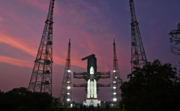 India's space agency ISRO has succesfully launched the GSAT-29 communications satellite aboard their most powerful launche vehicle the GSLV MK.3.