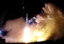 China launched the 42nd and 43rd Beidou-3 communications satellites aboard a Long March 3B on November 18.