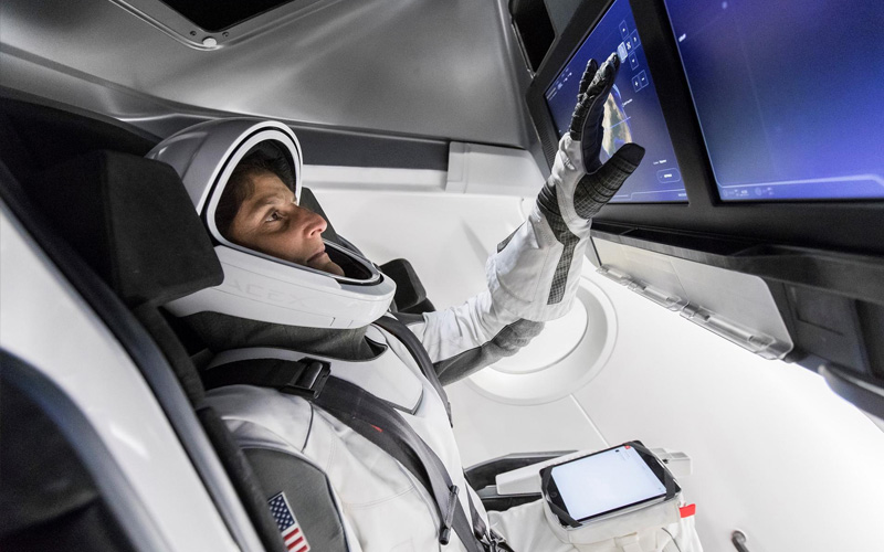 NASA has confirmed that the uncrewed SpaceX Crew Dragon launch is scheduled for January 7, 2019.