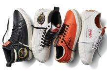 "Vans release NASA-inspired ""Space Voyager"" Sneaker Collection."