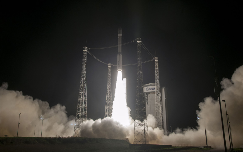 Arianespace has successfully deployed the Mohammed VI – B Earth observation satellite for the Kingdom of Morocco.