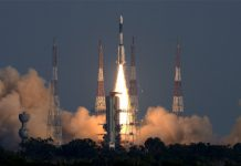 India has successfully launched their GSAT-7A communications satellite aboard a GSLV MkII.