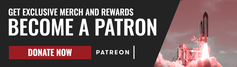 Become a Rocket Rundown patron. Help us grow from as little as $1 a month.