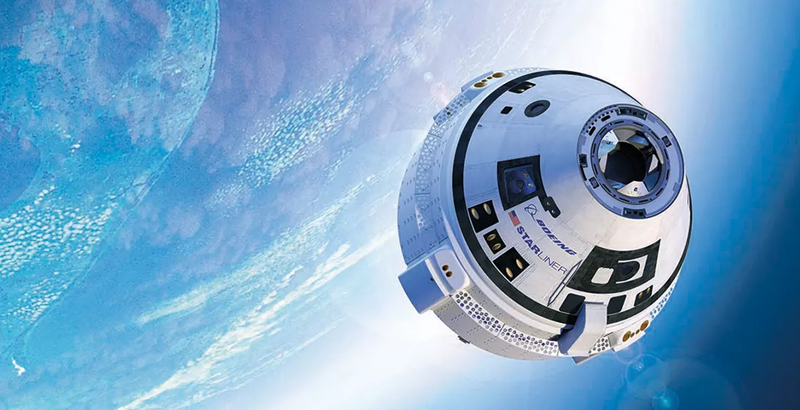 Boeing is set to launch their first CST-100 Starliner mission in March.