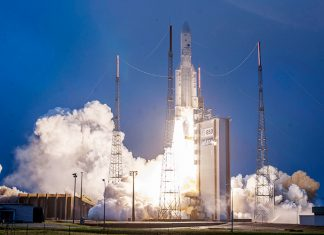 Arianespace has succesfully deployed the GSAT-31 and HS-4/SGS-1 satellites into geostationary orbits aboard an Ariane 5 ECA rocket.