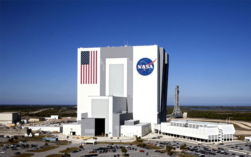 NASA's Kennedy Space Center.