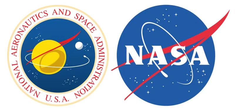 NASA Branding.
