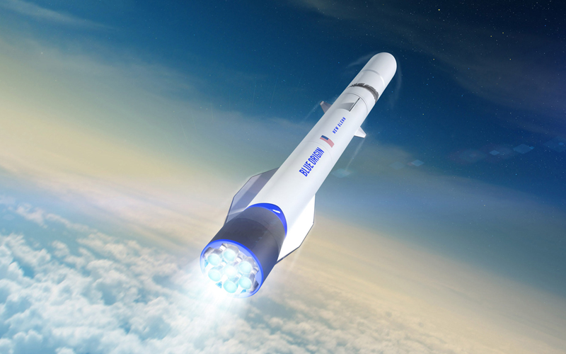 Blue Origin ink launch agreement with Canadian telecommunications company Telesat aboard New Glenn rocket.