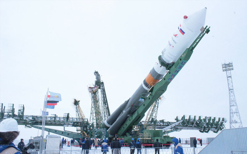 Roscosmos has revealed plans to launch two space tourists for a short stay aboard the ISS.
