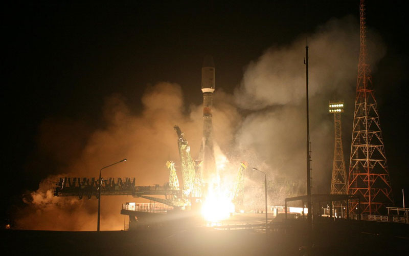 A launch anomaly has been identified during the launch of EgyptSat-A aboard a Soyuz rocket.