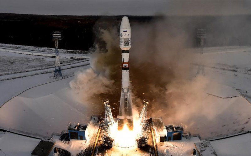 Russia has successfully launched the Egyptian spy satellite, EgyptSat-A.