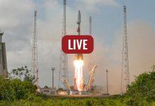 Soyuz Flight VS21 Live.