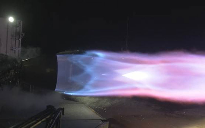 The SpaceX Raptor engine has achieved a crucial development benchmark.
