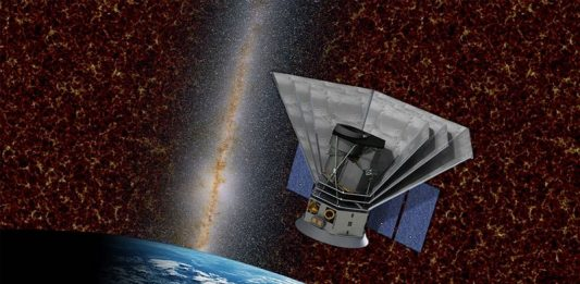 NASA plans to map the sky with the Spectro-Photometer for the History of the Universe, Epoch of Reionization and Ices Explorer (SPHEREx).