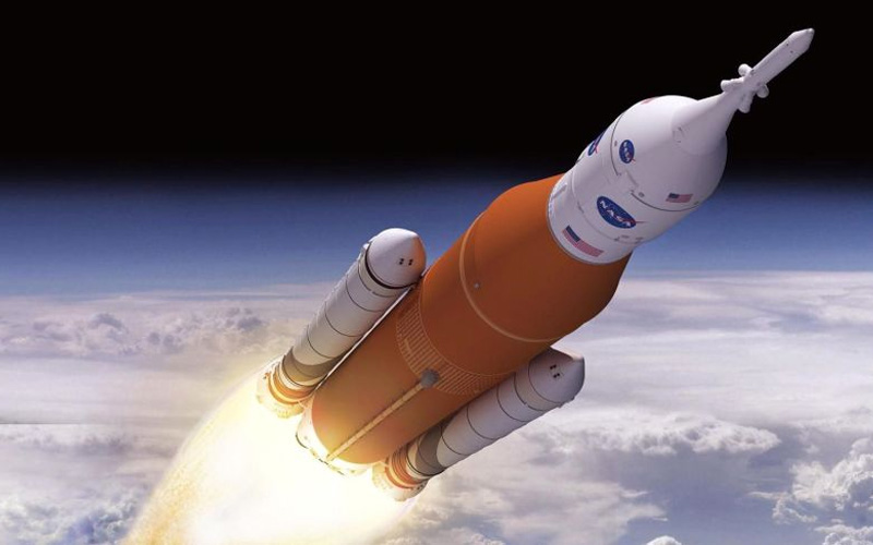 A new budget has cut funding for the upgraded Block 1B variant of NASA's SLS rocket