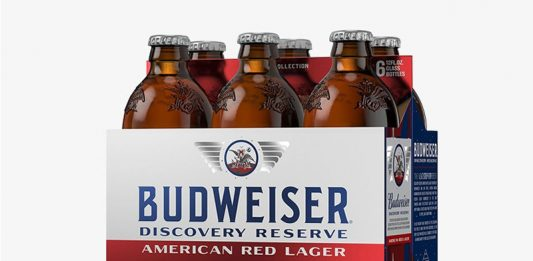Budweiser release a commemorative Apollo 11 Moon landing beer.