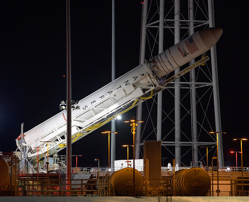 CRS-11 Antares gallery image 4.