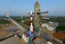 India deployed EMISAT spy satellite and 28 additional payloads for international customers.