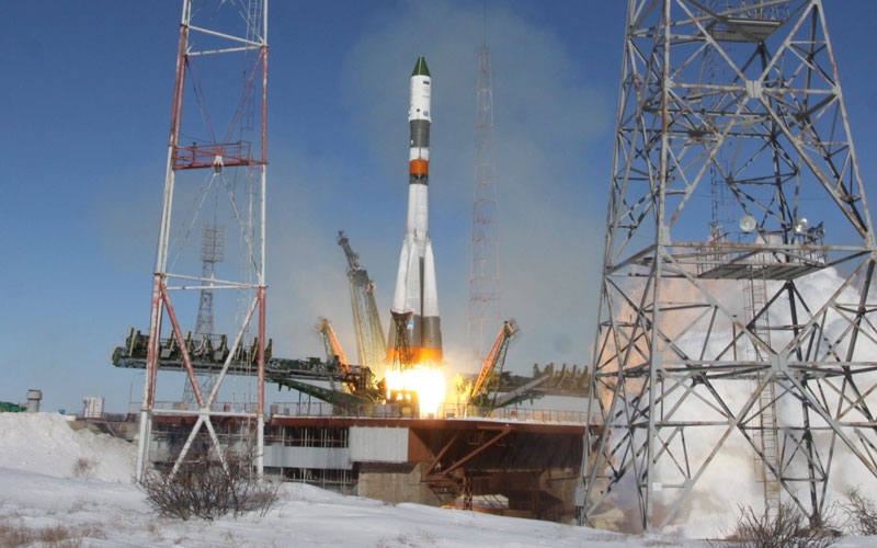 Russia has successfully launched the Progress 72 International Space Station resupply mission.