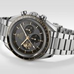 Omega to release a second Apollo 11 Speedmaster, this time in steel to commemorative the mission 50th anniversary.
