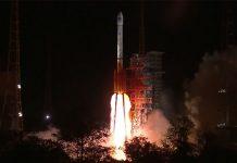 China launch BeiDou 2 G8 satellite aboard Long March 3C.
