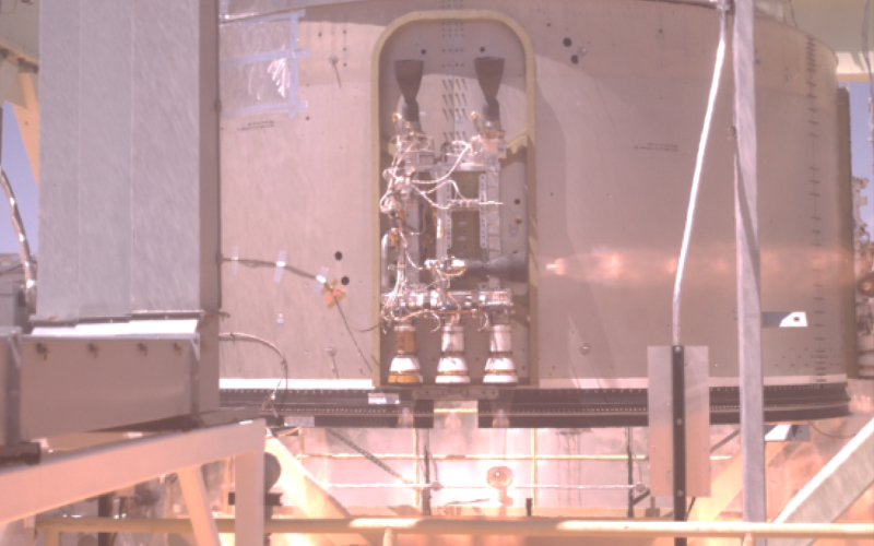 Boeing has successfully completed a hot fire test of the CST-100 Starliner's propulsion system.