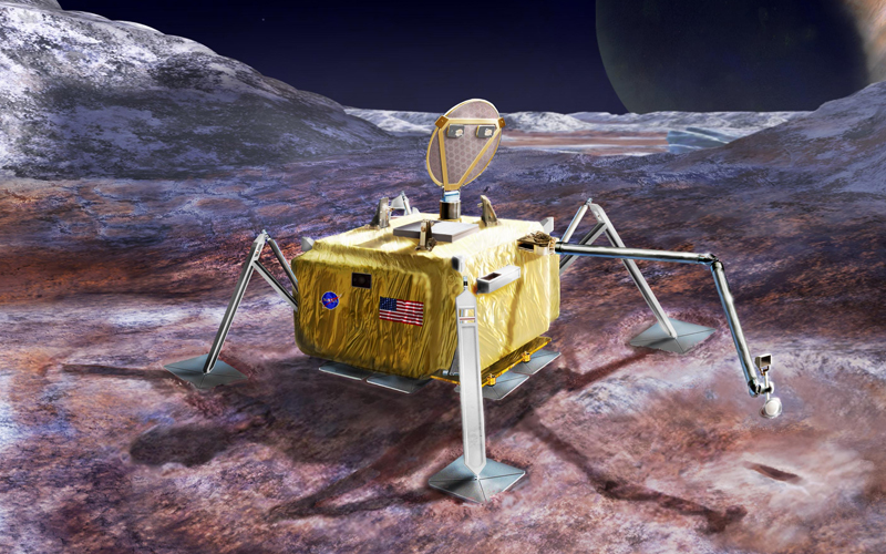 NASA's OIG has suggested delaying the agency's Europa lander mission.