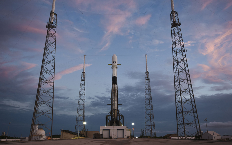SpaceX will launch the company's heaviest payload to date tomorrow morning deploying 60 Starlink satellites.