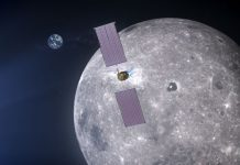 Maxar Technologies has won a $375 million NASA contract to build the first lunar Gateway module.