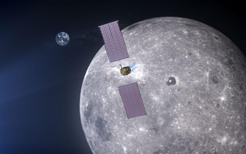 Maxar Technologies has won a $375 million NASA contract to build the first lunar Gateway module.
