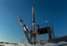 Interstellar Technologies launches its MOMO rocket to space becoming the first privately funded Japanese company to do so.