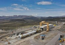 Northrop Grumman is preparing to conduct the first full-scale static fire test of the launch provider's next-generation OmegA rocket.