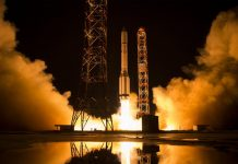 Russia launch Yamal-601 communication satellite aboard Proton-M.